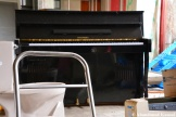 Abandoned Columbia Piano