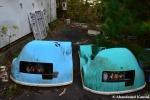 Abandoned Racde Cars