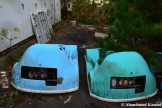 Abandoned Racde Cars