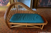 Abandoned Fainting Couch