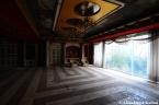 Deserted Trump Hotel