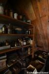 Pharmacy Underneath WoodenStaircase