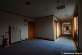Trump Hotel Hallway