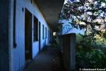 Abandoned Outdoor Hallway