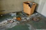 Damaged Trash Box