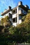 Overgrown Apartment Building ConstructionRuin