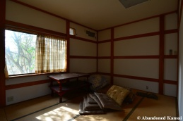 Abandoned Japanese Style Guest Room