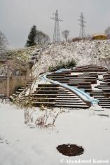 Abandoned Slope Slide