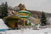 Frozen Theme Park