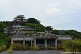 Nakagusuku Hotel Ruin Before Demolition