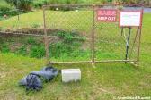 Nakagusuku Hotel Ruin Keep Out