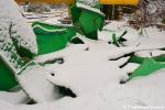 Snowed In Broken WaterSlide