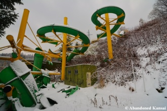 Snowed In Water Park