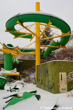 Snowed In Water Slide