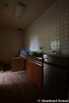 Abandoned Hotel BarKitchen