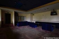 Abandoned Hotel Karaoke Bar