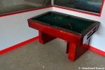 Abandoned Pool Table