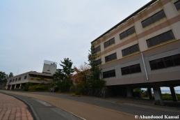 Abandoned Volcano Hotel