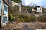 Partly Collapsed Ryokan