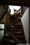 Staircase to A Missing SecondFloor