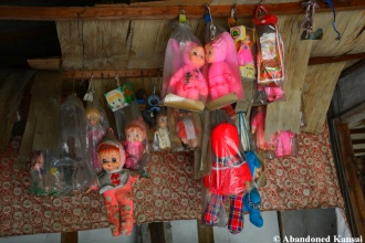 Abandoned Dolls Temple Japan