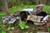 Crashed Car Beyond Repair