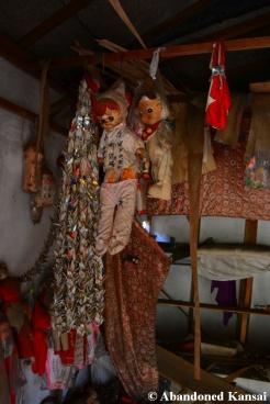 Hanging Dolls