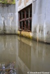 Partly Submerged School