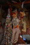 Spooky Hanging Dolls