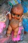 Tied Nude BabyDoll