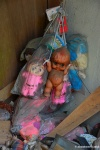 Tied Nude Baby GirlDoll