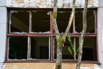 Upper Classroom Window