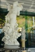 Abandoned Angel Statue