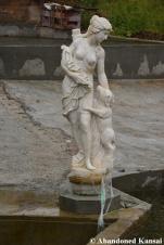 Abandoned Artemis Statue