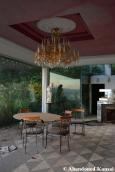 Abandoned Luxury Mansion Bar