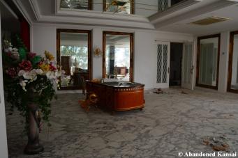 Abandoned Luxury Mansion