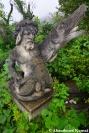 Abandoned Neptune Statue