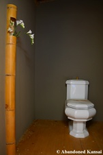 Abandoned Private Toilet