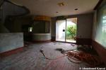 Abandoned Restaurant Entrance