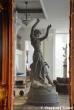 Abandoned Statue Indoor