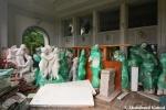 Abandoned Statues Japan