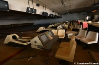 Beautiful Abandoned Bowling