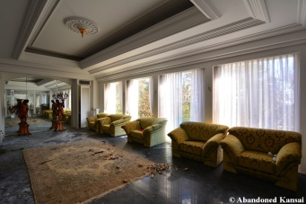 Deserted Billionaire Mansion