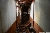 Dilapidated Japanese Hallway
