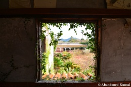 Dilapidated Restaurant With A View