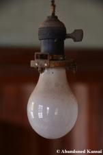 Old Japanese Light Bulb (Hanging)