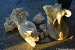 Smashed Abandoned Statue