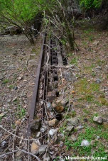 Abandoned Chain Conveyor