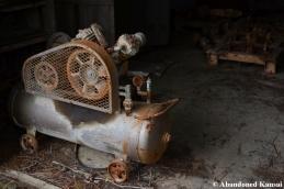 Abandoned Compressor