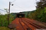 Abandoned Rusty Mine
